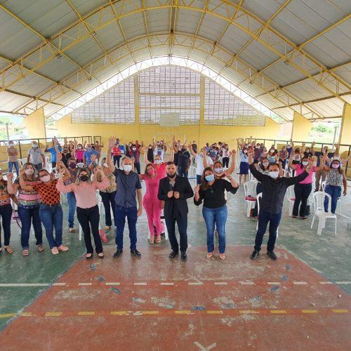 """""""Os desafios de aprender e ensinar em tempos de pandemia"""" é tema da Jornada Pedagógica em Massapê do Piauí"""