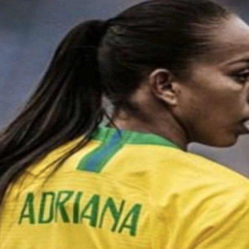 Piauiense é a esperança da Seleção Brasileira feminina; assista o golaço que ela fez sobre a Argentina