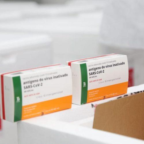 Piauí receberá quase 37 mil vacinas contra Covid e começará a imunizar idosos com mais de 90 anos