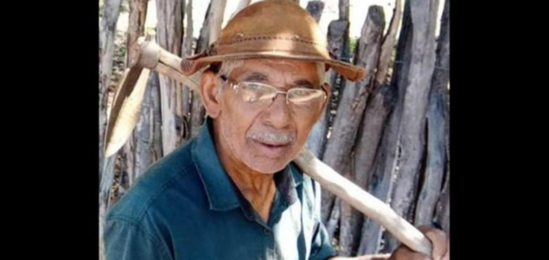 Idoso de 79 anos é assassinado com golpes de enxada no Piauí