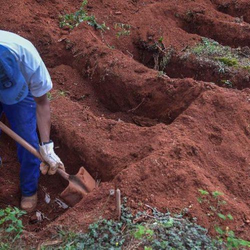 Idoso de Fronteiras morre de Covid-19 em Picos