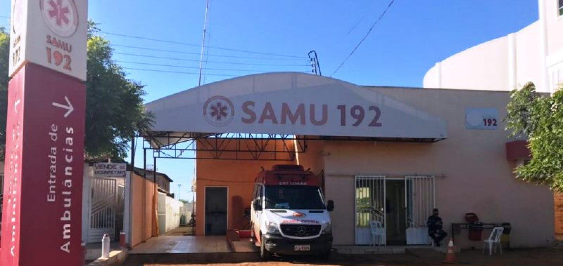 SAMU de Picos divulga nota de esclarecimento sobre a não realização de transferências de pacientes