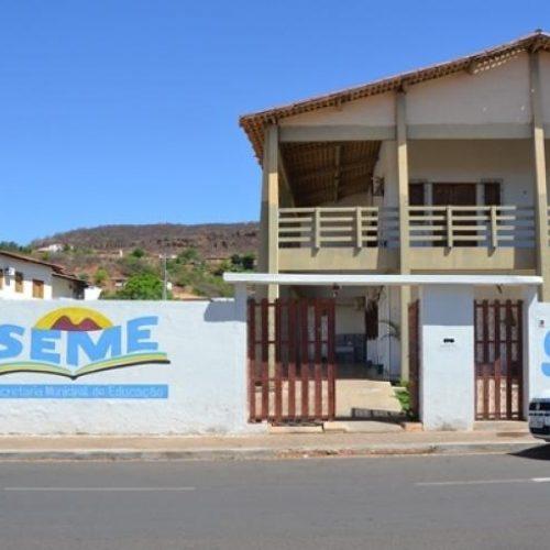 Secretaria de Educação de Picos inicia aulas da Rede Municipal nesta segunda-feira (8)