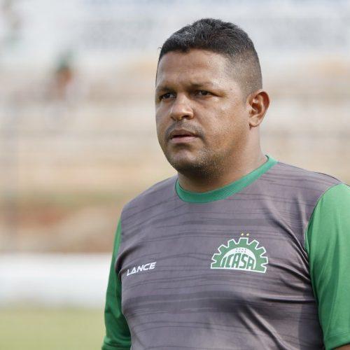 Washington Luiz é o novo treinador do Picos
