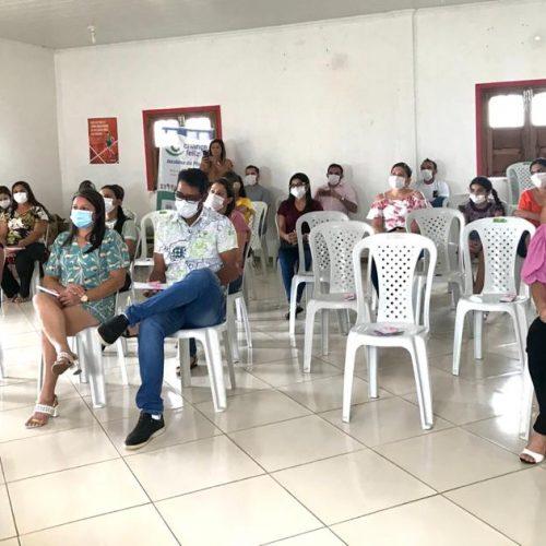 """""""Café com Fé, Especial Mulher"""" homenageia servidoras da Secretaria de Assistência Social de Jacobina do Piauí"""