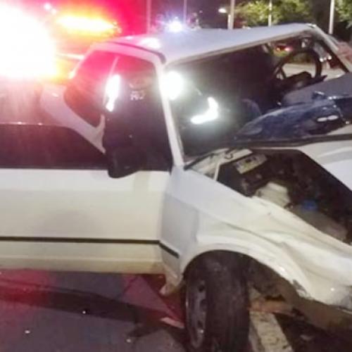 Irmãos ficam feridos em grave acidente no Piauí