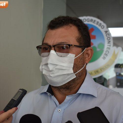 Presidente da Câmara Municipal de Picos está internado com Covid-19
