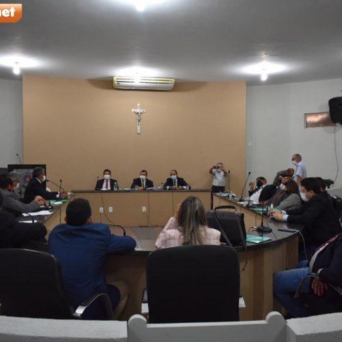 Câmara Municipal de Picos aprova 18 requerimentos e três projetos de lei em sessão realizada ontem (11)