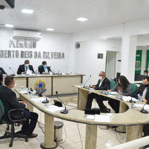 Câmara de Jaicós aprova três Projetos de Lei de autoria do Poder Executivo; veja !