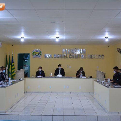Câmara de Belém do Piauí aprova oito matérias; confira