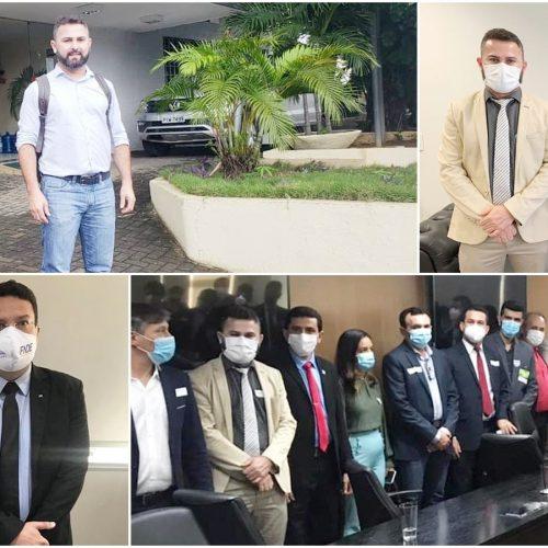 Prefeito GD cumpre agenda em Brasília e Teresina e busca mais investimentos para Jacobina do Piauí