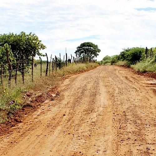 Motociclista sofre traumatismo craniano em estrada que liga São Julião e Alegrete do Piauí