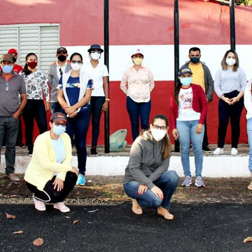 VILA NOVA | Saúde promove mutirão de combate ao Aedes Aegypti na sede e no povoado São João Batista