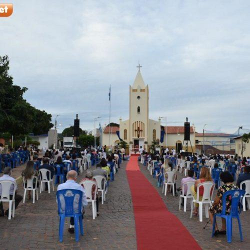 Diocese de Picos instala Paróquia de Nossa Senhora do Perpétuo Socorro em Dom Expedito Lopes