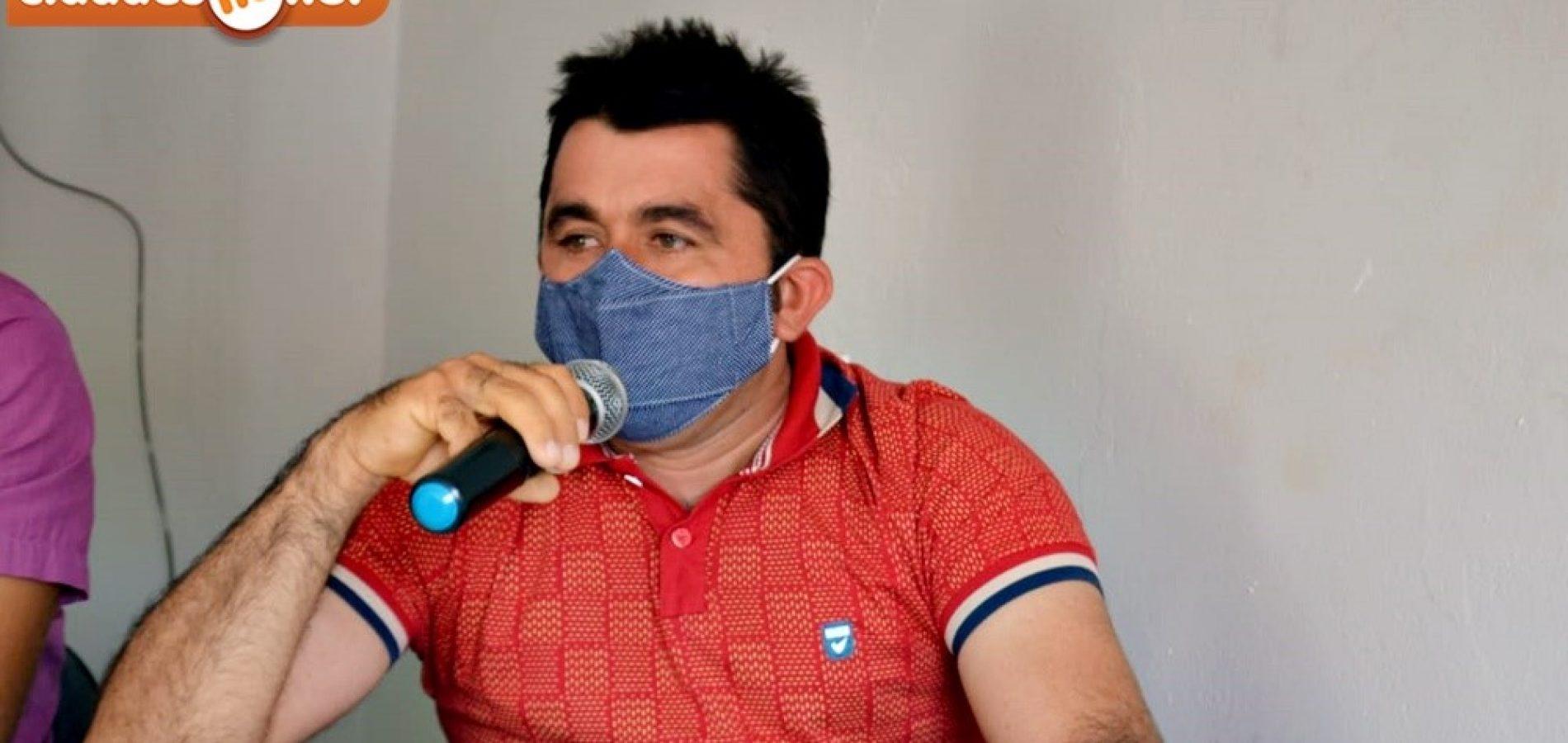 VILA NOVA   Vereador Gilberto solicita construção e reforma de passagens molhadas na zona rural