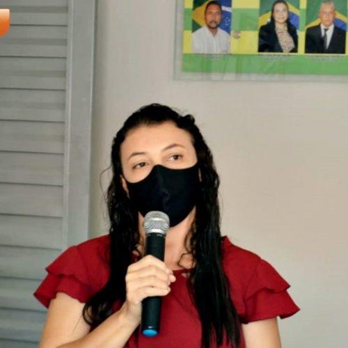 Vereadora Irmã Eliésia solicita operação tapa-buracos na PI Jovelino Romão em Vila Nova do Piauí