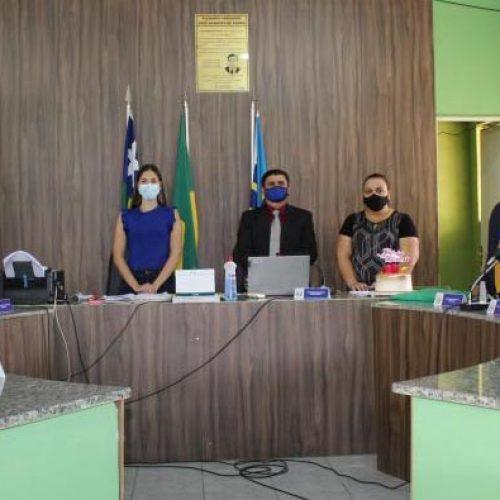 Câmara Municipal de Bocaina realizará sessão neste sábado (27)