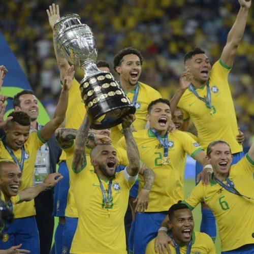 Conmebol confirma Brasil como sede daCopa América 2021