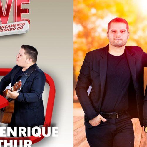 JACOBINA   Dupla gospel Paulo Henrique & Arthur fará live em abril; confira