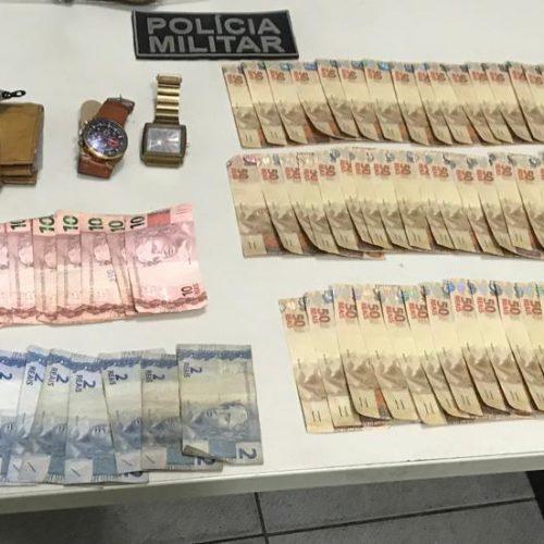 Trio é preso com quase quatro mil reais em cédulas falsas de R$ 50 no Piauí