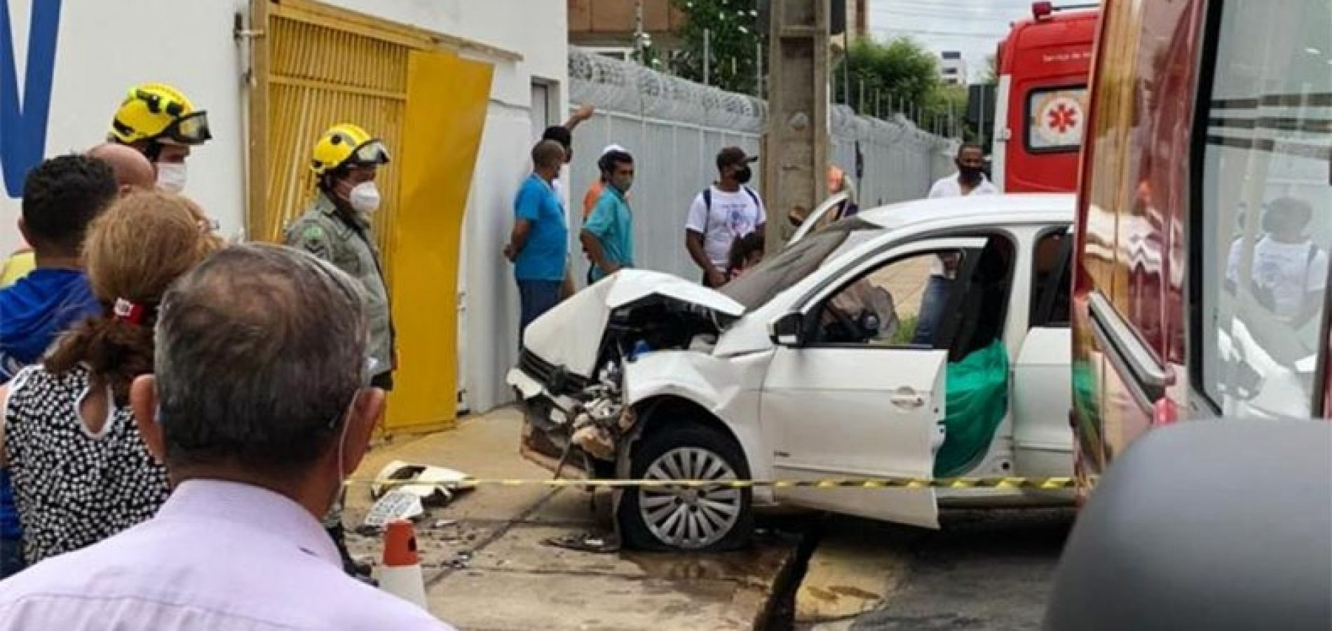 Condutor morre dentro de carro no Piauí; suspeita de mal súbito