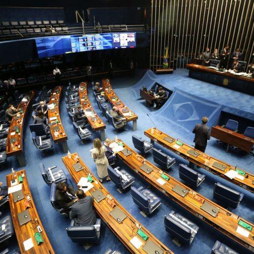 Senado voltará a ter sessões exclusivamente virtuais