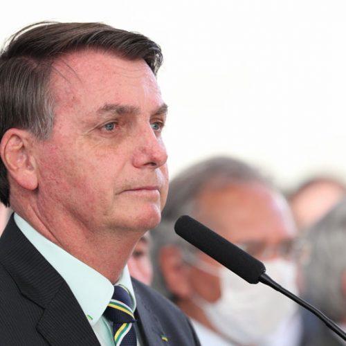 Jair Bolsonaro confirma presença na inauguração de ponte no Piauí