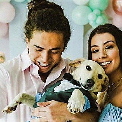 Whindersson Nunes e Maria Lina Deggan revelam nome do primeiro filho do casal
