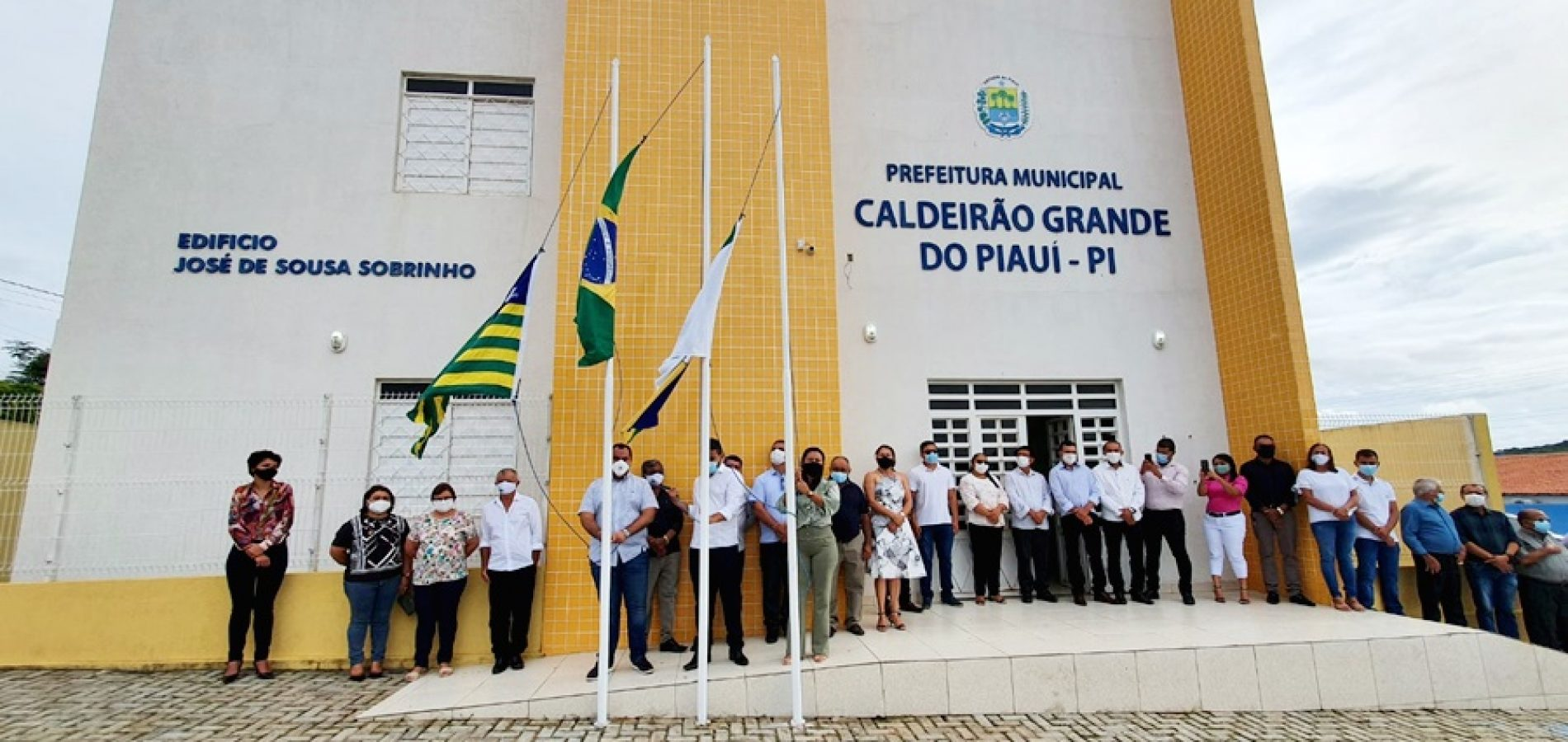 FOTOS | 29ª aniversário de Caldeirão Grande do Piauí