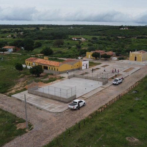 Prefeitura de Belém do Piauí avança no projeto de urbanização dos povoados com obras no Carquejo