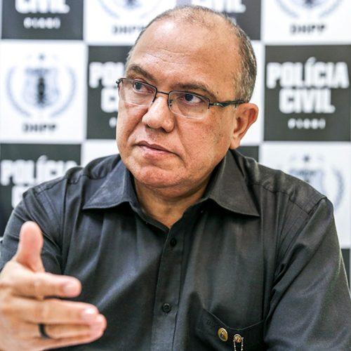 Câmera mostra última imagem de Firmino Filho; DHPP solicita perícia do local