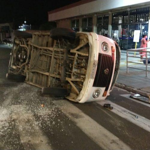 Colisão entre veículos deixa 5 feridos no Piauí