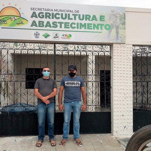 Agricultores do Pronaf podem negociar débitos, diz secretário de Agricultura de Alegrete