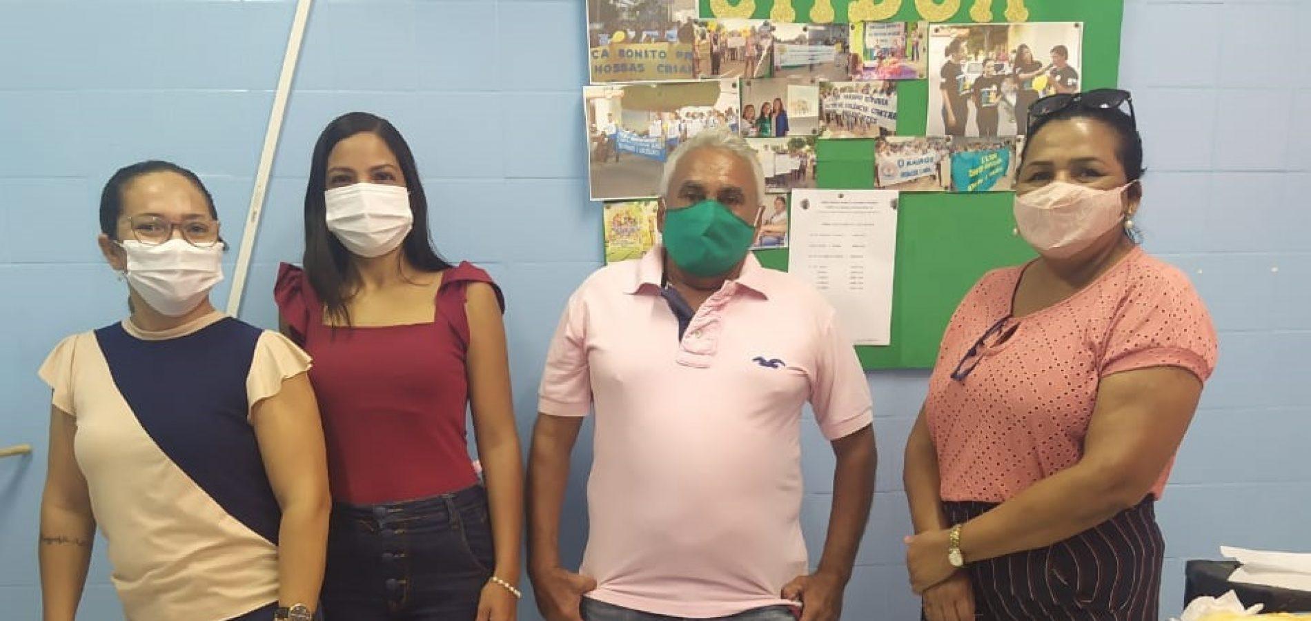 Novos membros do CMDCA são empossados pela Secretaria de Assistência Social de Jaicós