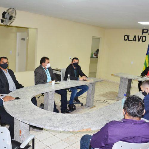 Câmara de Massapê do Piauí aprova cinco Requerimentos e um Projeto de Lei
