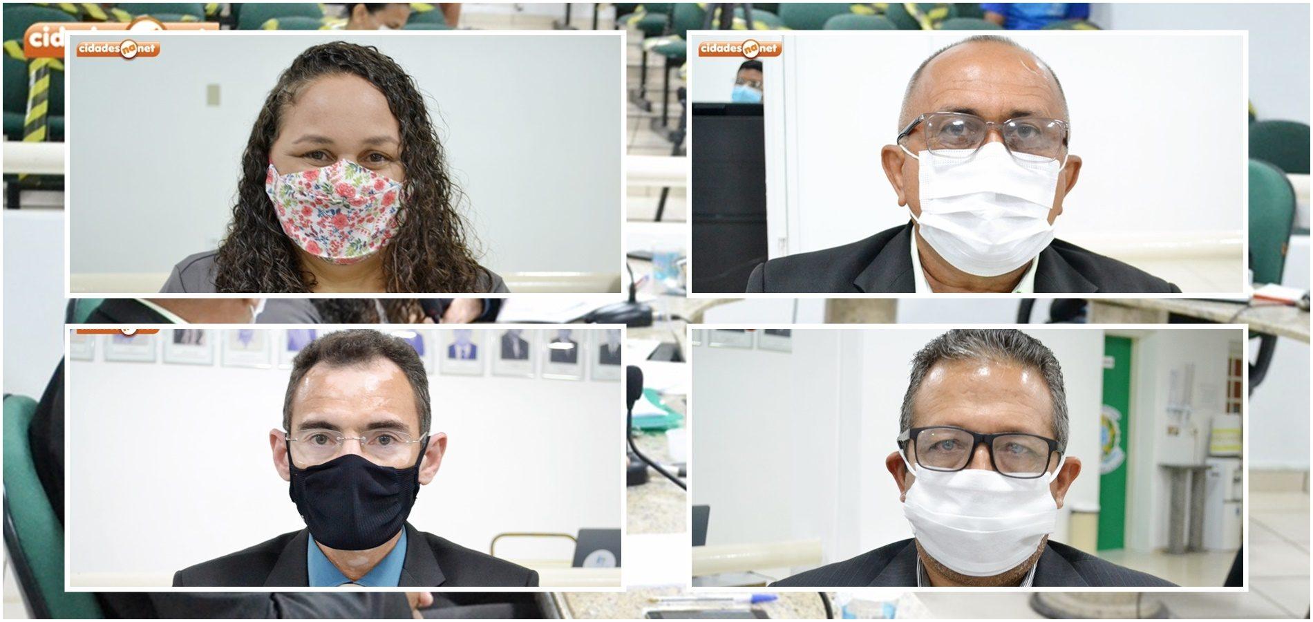JAICÓS   Vereadores da oposição solicitam distribuição dos kits da merenda escolar aos pais de alunos da rede pública