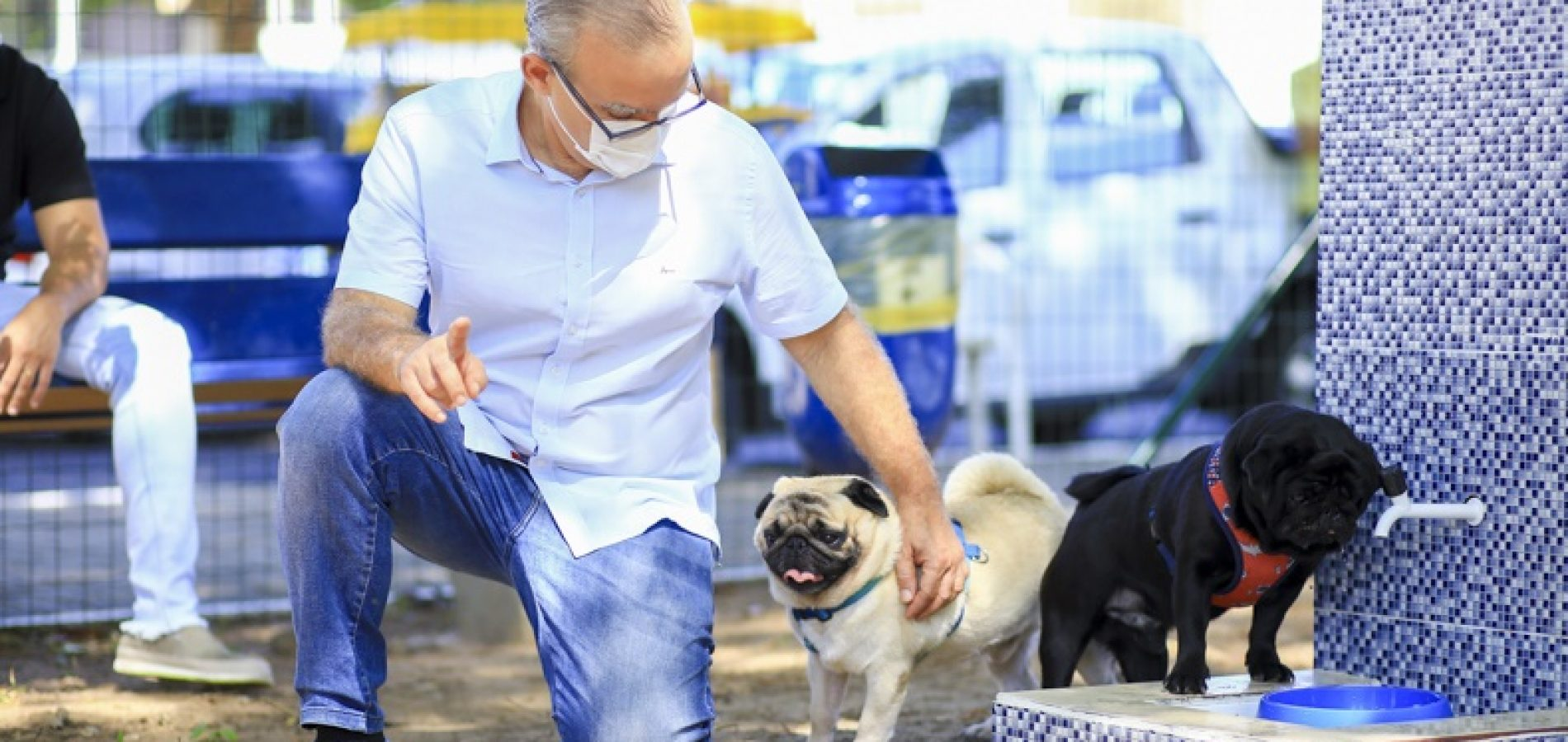 Firmino Filho: prefeito criança e amigo dos animais