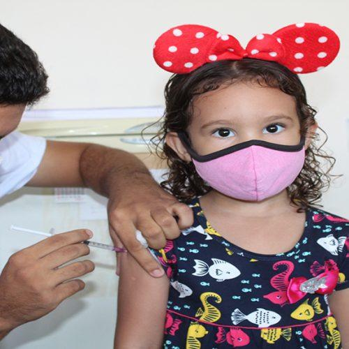 Saúde de São Julião realiza Campanha de Vacinação contra Gripe; veja fotos