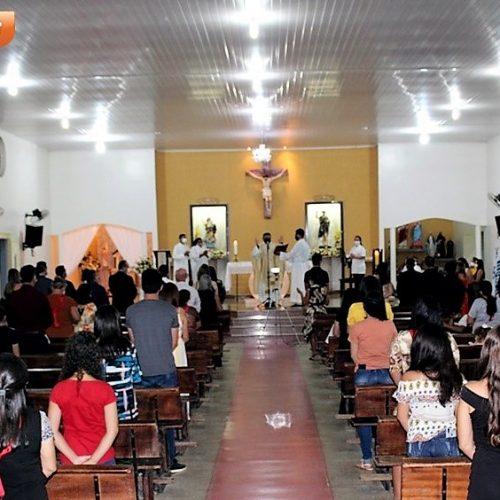 ALAGOINHA 35 ANOS   Missa em Ação de Graças celebra aniversário de emancipação política; fotos