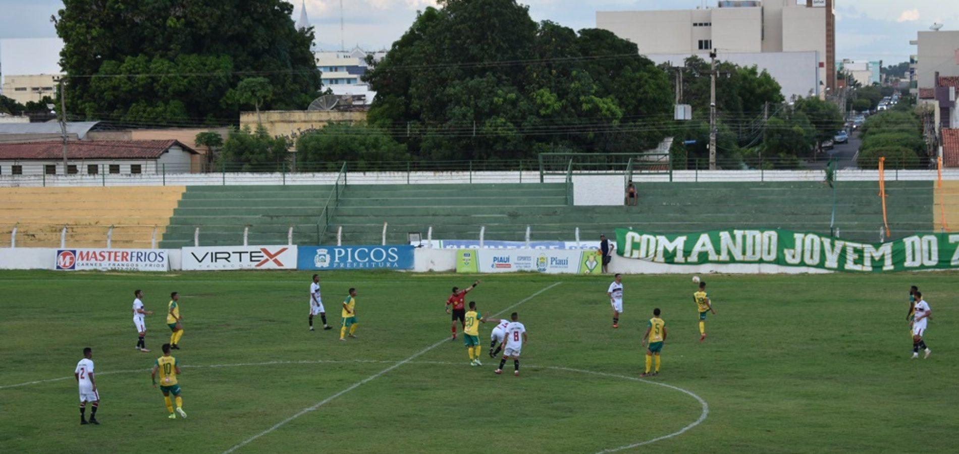 SEP e Boa Vista-RJ se enfrentam amanhã (7) pela 2ª fase da Copa do Brasil