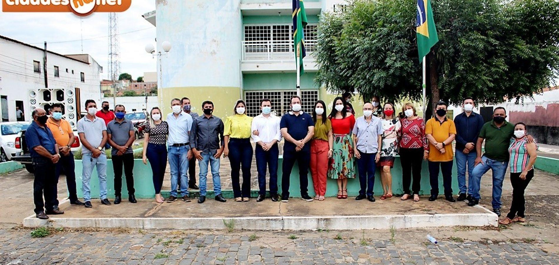 BOCAINA 57 ANOS   Solenidade Cívica marca o aniversário de emancipação política; fotos