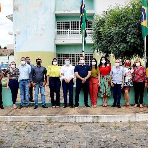 BOCAINA 57 ANOS | Solenidade Cívica marca o aniversário de emancipação política; fotos