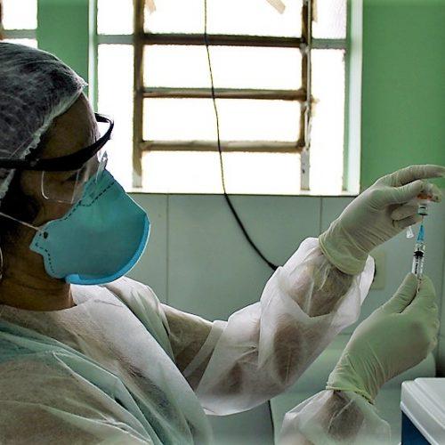 Mais de 1.300 doses da vacina contra a Covid-19 foram aplicadas em Bocaina