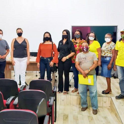CMDCA de Marcolândia empossa nova diretoria