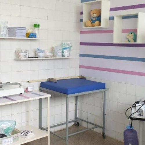 Hospital de Jaicós ganha sala de cuidados com o recém-nascido com berço aquecido hospitalar