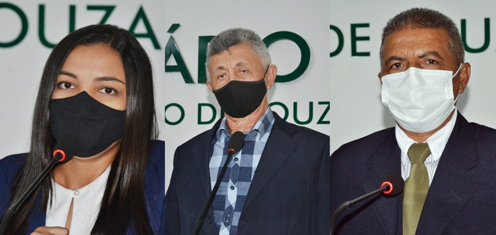PATOS | Vereadores de oposição reivindicam recuperação e roço de estradas e melhorias na área da saúde