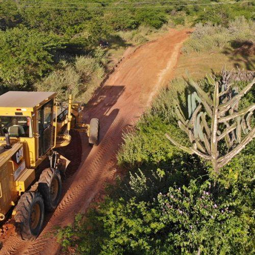 Prefeitura de Massapê do Piauí inicia trabalho de recuperação das estradas vicinais