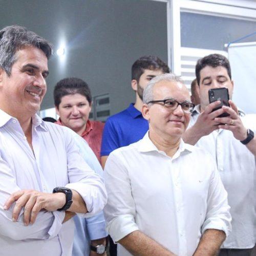 Políticos lamentam a morte do ex-prefeito Firmino Filho