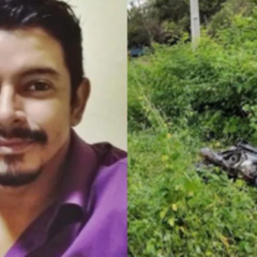 Jovem de 27 anos morre após grave acidente de moto no Piauí