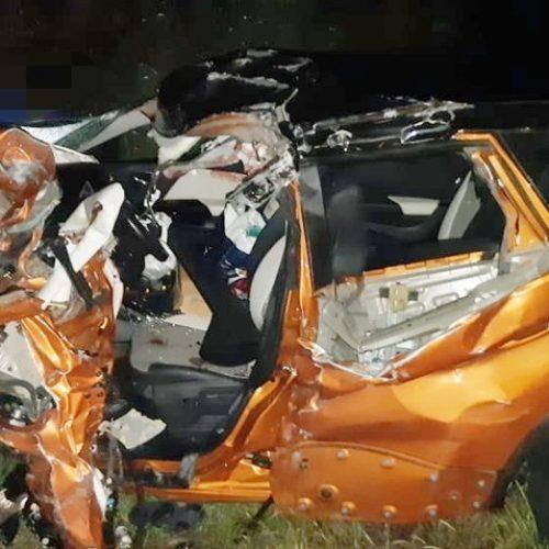 Médico piauiense morre em grave acidente de carro na BR-232